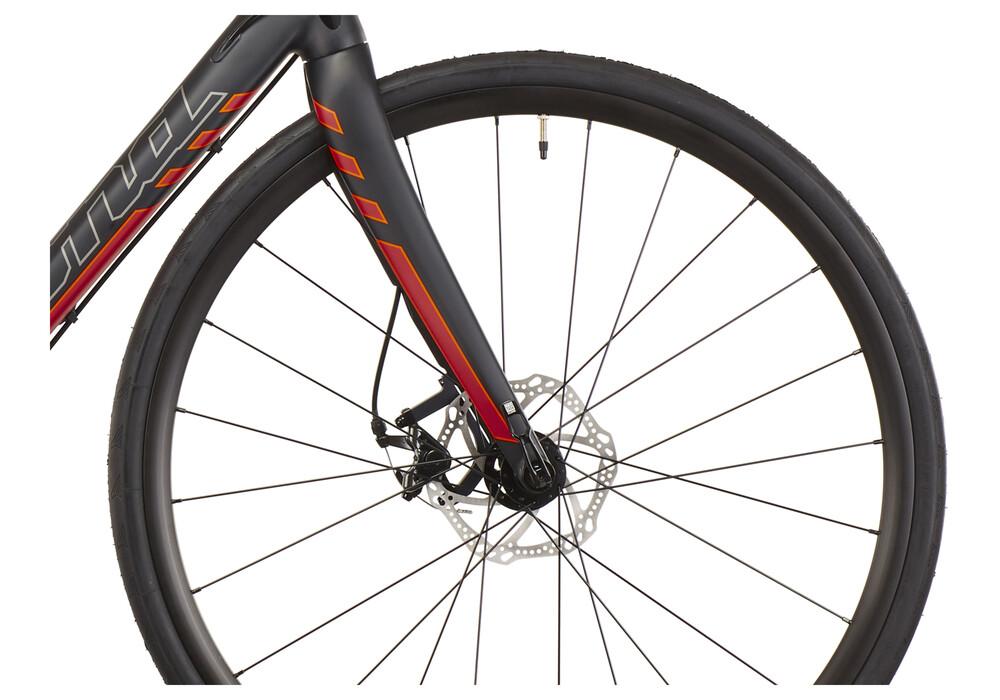Kona Esatto Disc Racercykel svart - till fenomenalt pris på Bikester